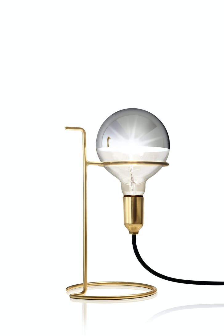 A lamp by Almeida. Image courtesy the designer.