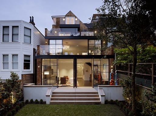Two-Faced House by Butler Armsden Architects. Photo: Matthew Millman, courtesy of the firm.