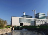 Cogeneration and hydroelectric plant