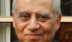 "Master architect M.N. Ashish Ganju on working to achieve ""good architecture"""