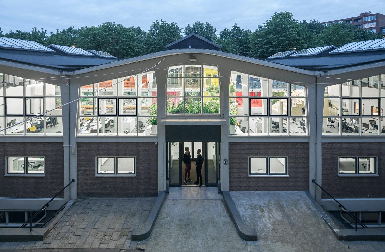 The House Of MVRDV, The Firmu0027s New Office HQ In Rotterdam. Photo © Ossip