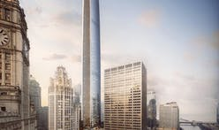 Plans unveiled for Chicago's second tallest skyscraper alongside repurposing the Tribune Tower