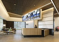 Hilton Headquarters – The Social