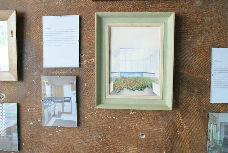 'Interiors of Memories' exhibition, photographed by Aad Hoogendoorn.