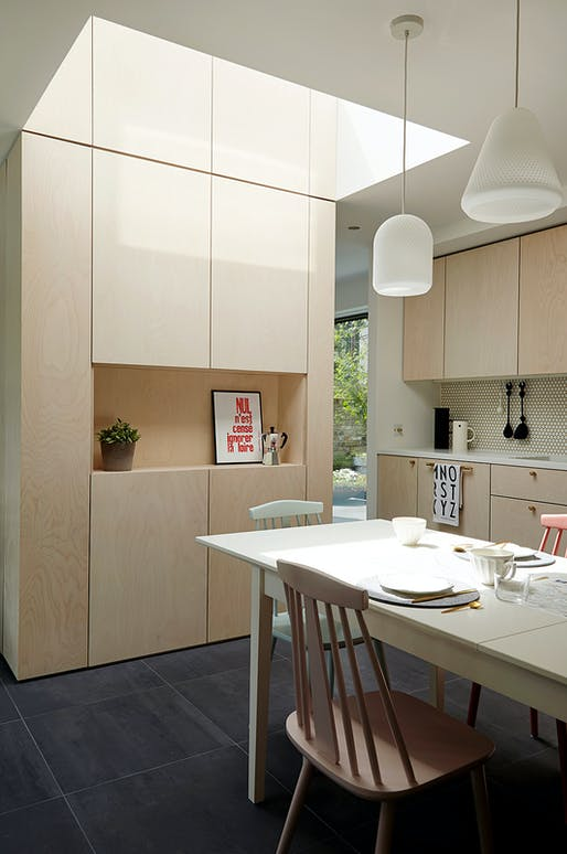 No 49 by 31/44 Architects - Hither Green, London. Photo: Anna Stathaki.