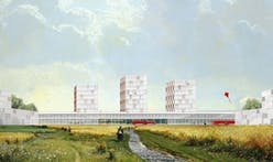 "Student Works: ""Townization"", a new Chinese urbanization paradigm from the GSD"
