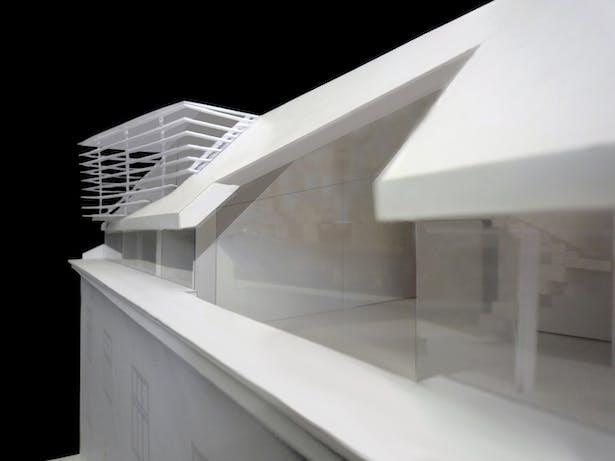model © HOLODECK architects