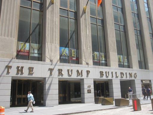 The Trump Building in New York City. Image via wikimedia.org