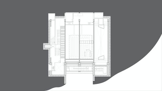 B1 Floor Plan_Inter Mechanical Layer