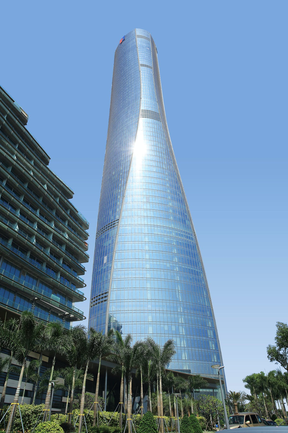 Dynamic Auto Group >> Zhuhai St. Regis Hotel & Office Tower | RMJM | Archinect