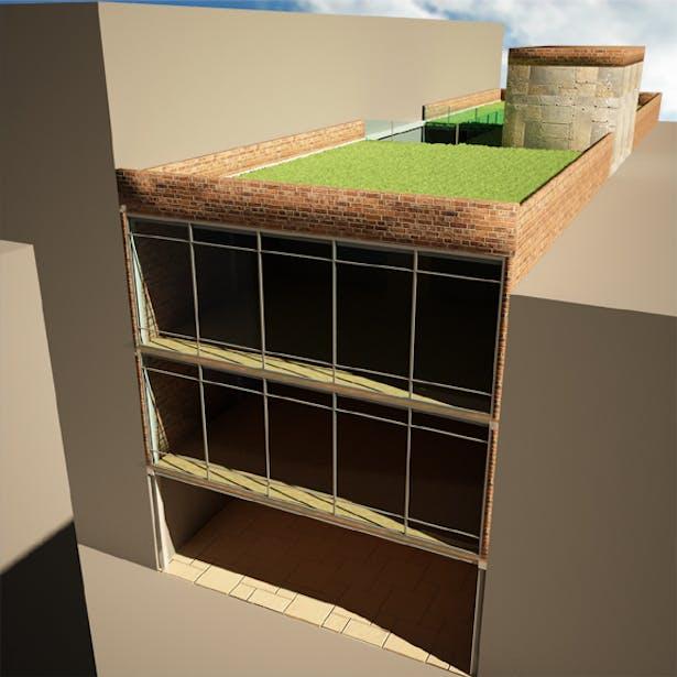 mixed use lofts