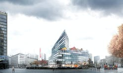 BIG's proposal for the new Axel Springer HQ in Berlin