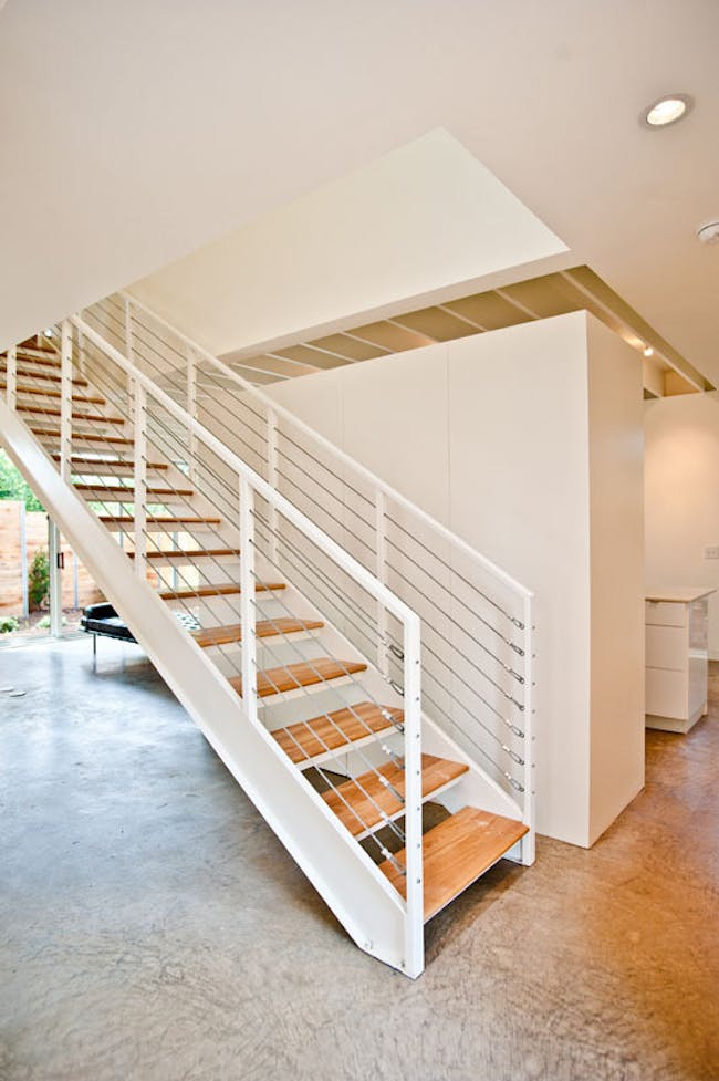 Rusk Residences in Dallas, TX by NIMMO