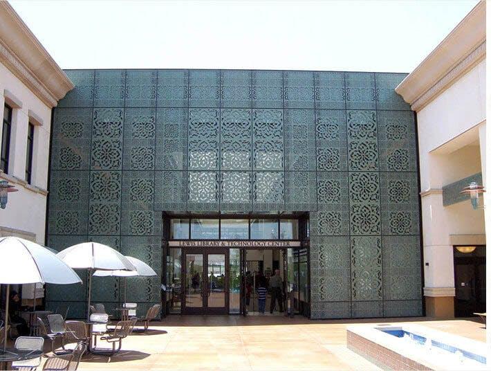 Custom Exterior Wall Metal Panels Artisan Panels Archinect