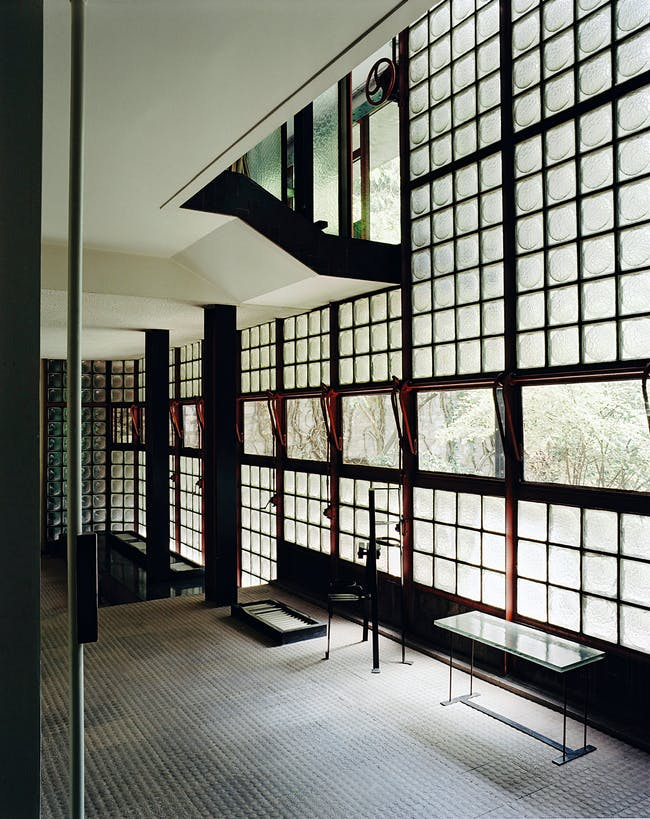 Pierre Chareau, Maison de Verre interior, 1928–32, Paris. Copyright: Mark Lyon. From the 2016 Organizational Grant to The Jewish Museum for 'Pierre Chareau: Modern Architecture and Design.'