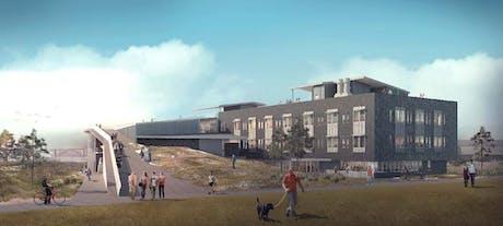 Oregon State University Marine Studies Initiative with Yost Grube Hall Architecture