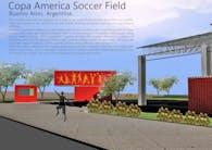 Copa America Soccer Field