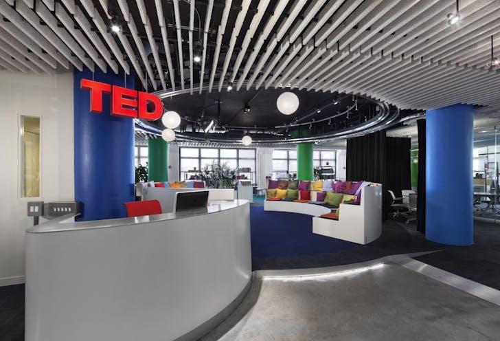 TED Office © Atema