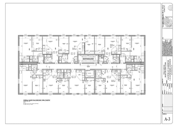 Typical Floorplans