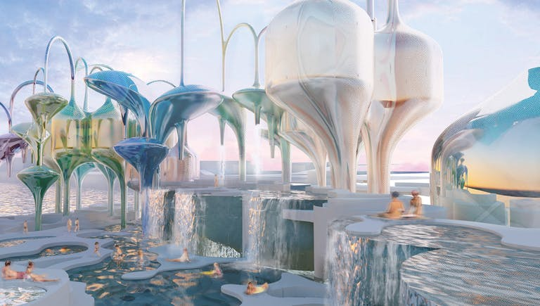"""Winning results of the 2018 Laka Competition: """"Architecture that Reacts"""""""