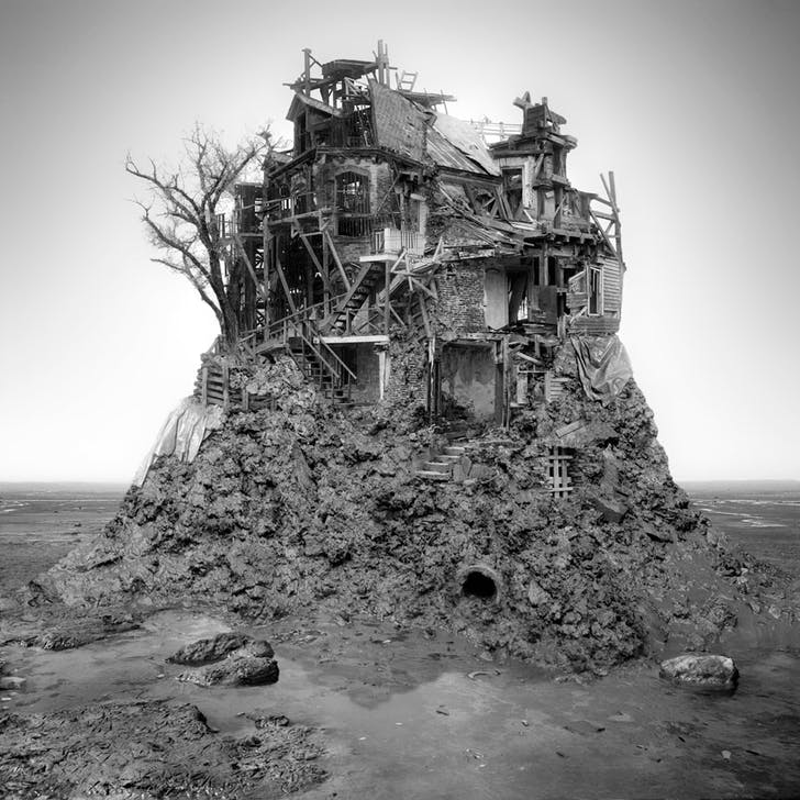 untitled (low tide), 2009 © Jim Kazanjian
