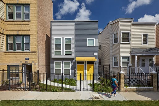 IFF Access Housing, Chicago, IL. Photo: dimitre.com