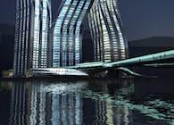 Dancing Towers In Dubai