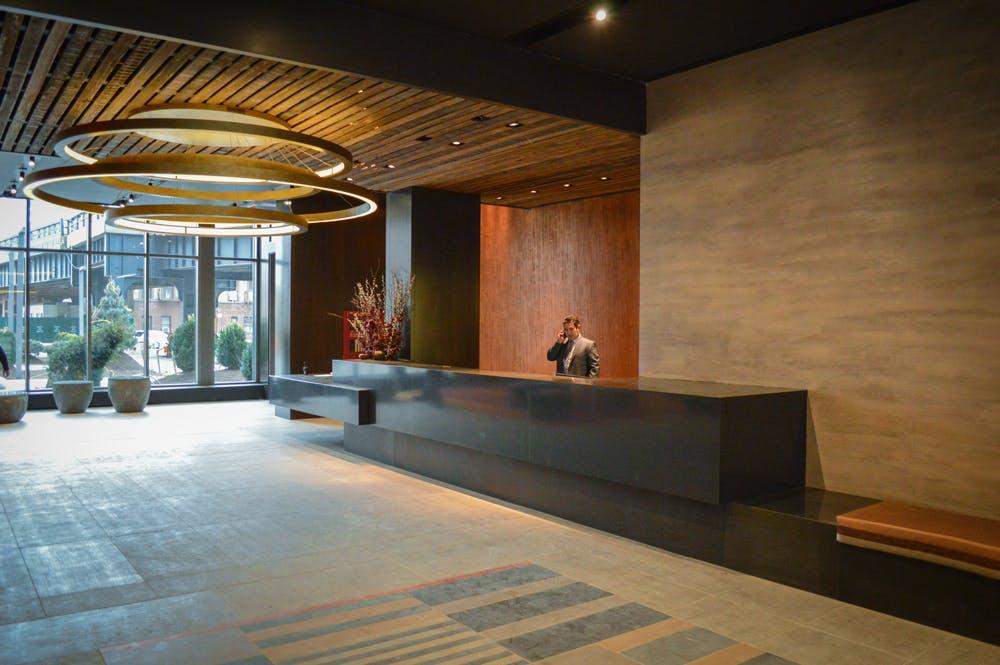 entry lobby 500w30th jose jimenez archinect