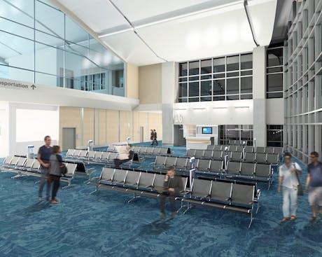Fort Lauderdale Airport: Terminal 2
