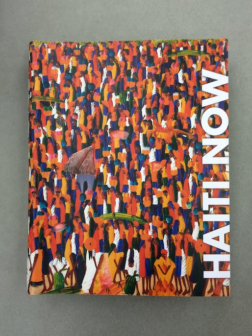 """Haiti Now"" by the NOW Institute. Photo: Justine Testado"