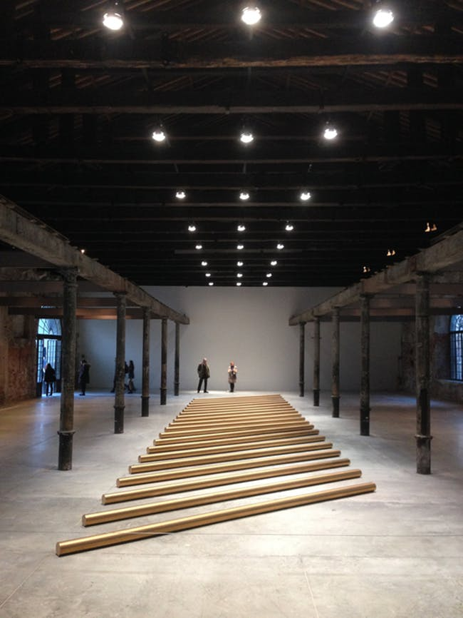 Venice Biennale of Art via bigness