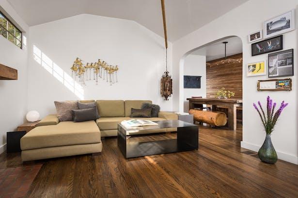 Boise Residence Living Room