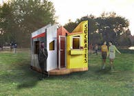 JAM SESSION: Socrates Sculpture Park Kiosk