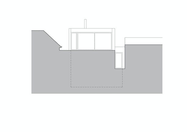 South Elevation Kuba & Pilař architekti