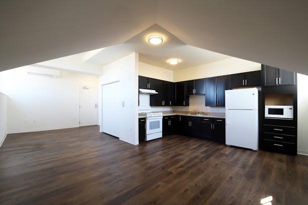 Larkin Place, Elgin, IL: Larkin Building Apartment