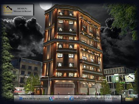 ...My design Brick house #architecture #architects #design #house #brick #bahram_mirzaee #Looking for work #designbuild