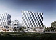 Whales Coming-GeTui Headquarters By LYCS Architecture