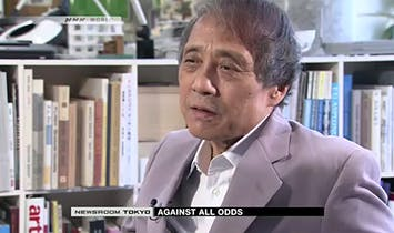 "Tadao Ando amid serious health concerns: ""Just being alive isn't sufficient."""