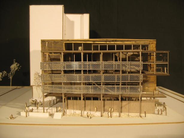 Physical model - Final