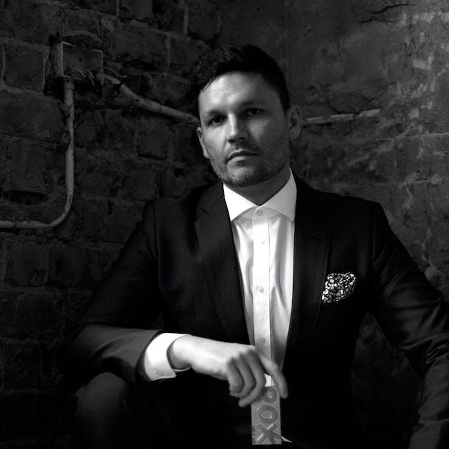 Andrei Zerebecky, co-founder of FOUR O NINE.