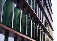 Glass Bottles Exhibition