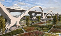 HNTB, Maltzan, AC Martin win 6th Street bridge competition