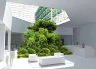 'Green Air Hotel – a Hotel that Grows Fresh Air'