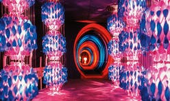 Through the eyes of Verner Panton; a master of color through contemporary expression