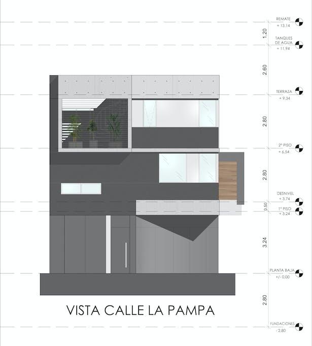 Urban Style Pampa - La Pampa view