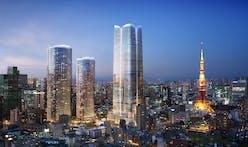 Pelli Clarke Pelli unveils designs for tallest skyscrapers in Japan