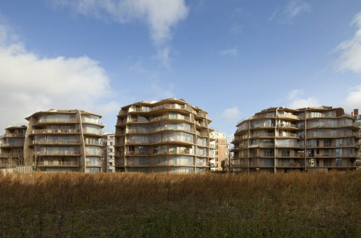 Harold Housing Project. Image: Jakob + Macfarlane