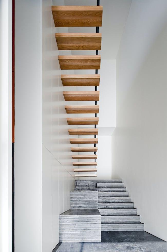 Jarego House in Cartaxo, Portugal by cvdb arquitectos; Photo: FG + SG Fernando Guerra e Sérgio Guerra