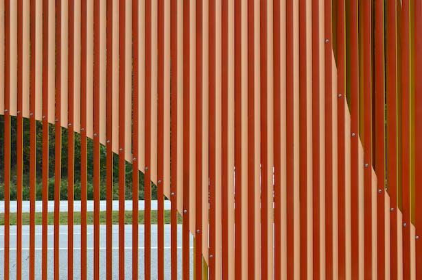 Shelter Shift designed by Somewhere Studio. Photo by Somewhere Studio.