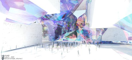 Art Museum Concept   New upcoming project....